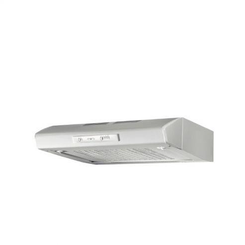 Hotte aspirante GLEM -60cm coloris blanc