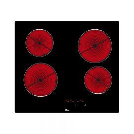 Plaque de cuisson 4 feux vitrocéramique - HUDSON